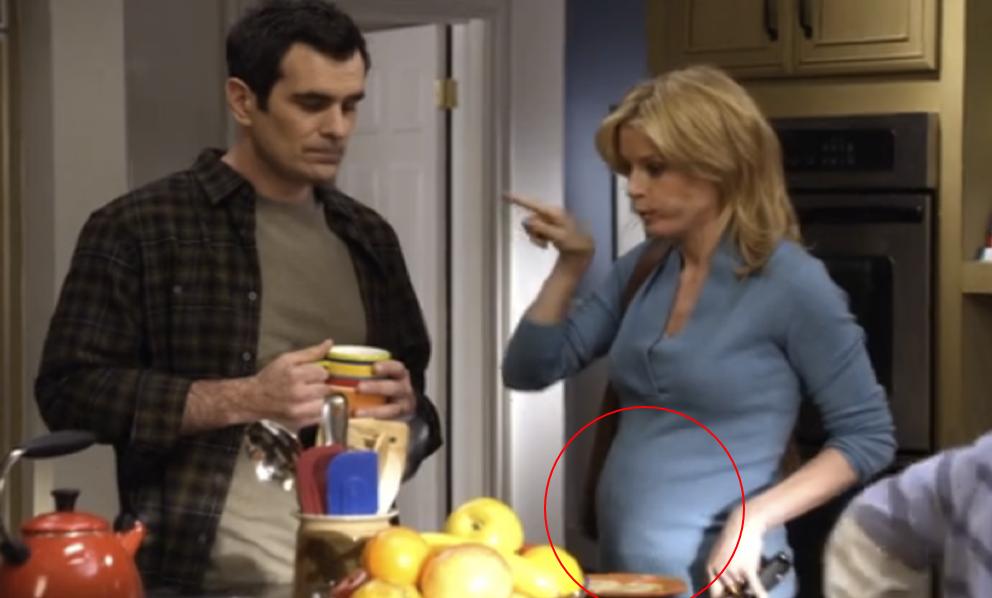Pregnant Tv Stars 12