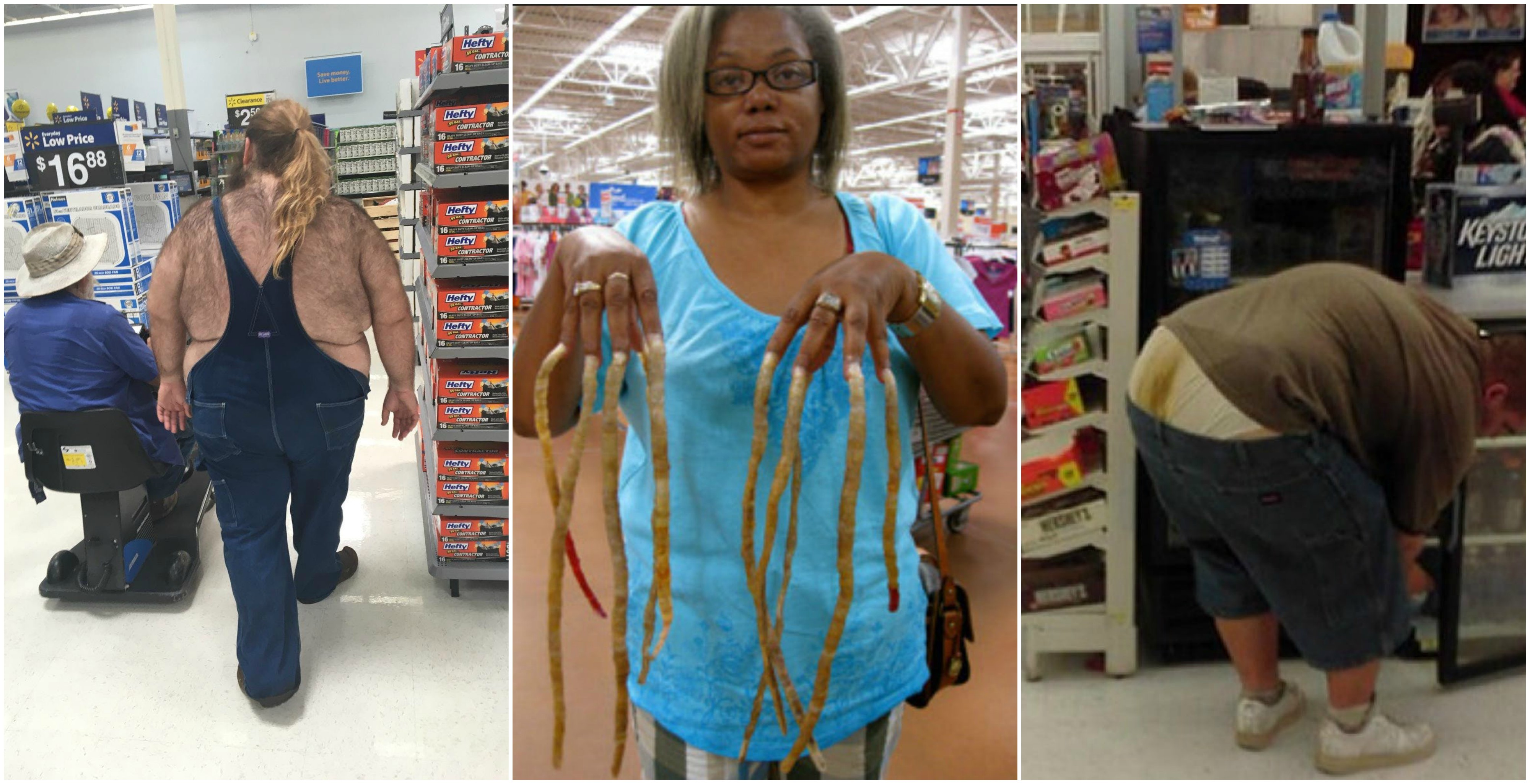 People Of Walmart - Page 9 of 2578 - Funny